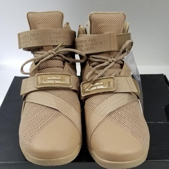 fdacf98bea1d ... order lebron nike soldier 9 basketball shoes mens sz 14 94ade 66435